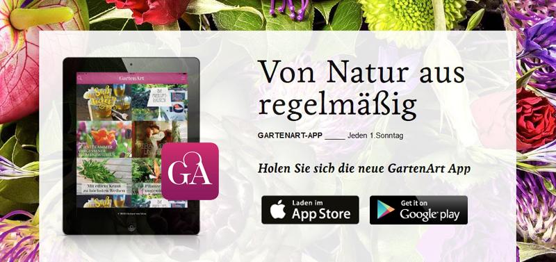 GartenArt App